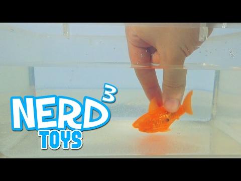 Nerd³ Toys - Robo-Fish