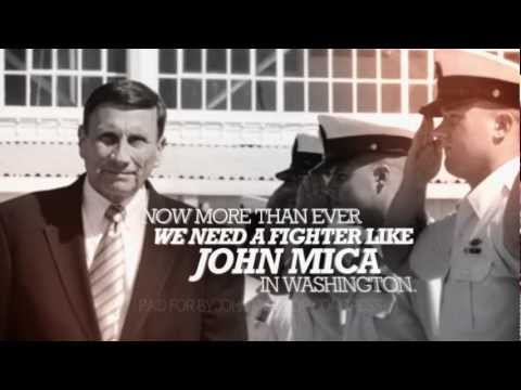 "John Mica - ""Fighting for Us"" TV Ad"