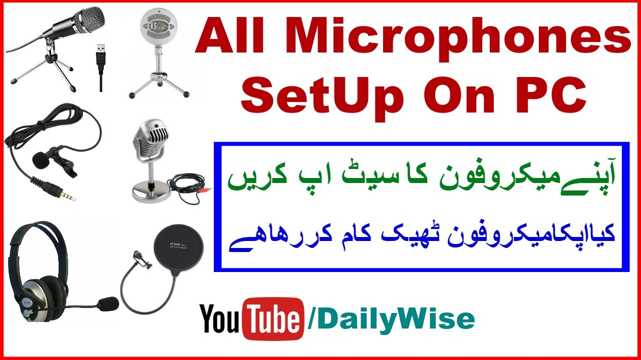 how to add microphone to windows 8