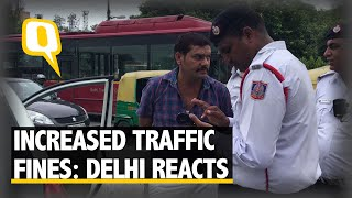 Increased Traffic Fines Leave Delhi Angry & Confused | The Quint