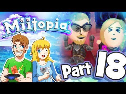Miitopia Part 18 Nintendo Power Couple REUNITE (Nintendo 3DS)
