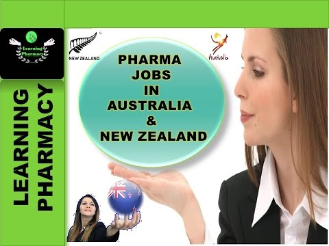 HOW TO BECOME REGISTERED PHARMACIST IN AUSTRALIA OR NEW ZEALAND