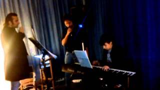 """Live Conero Cafè 16 Novembre 2013 """"E non mi dire che ho bevuto"""" (Nek)"""