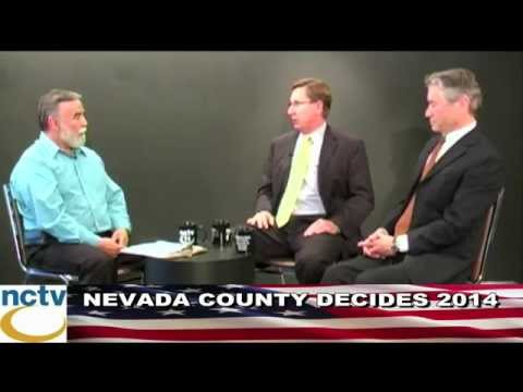 Nevada County Decides 2014 - District Attorney Race