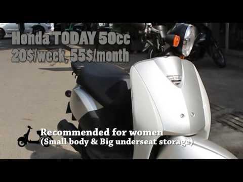 Motorcycle Rental EMC Cambodia