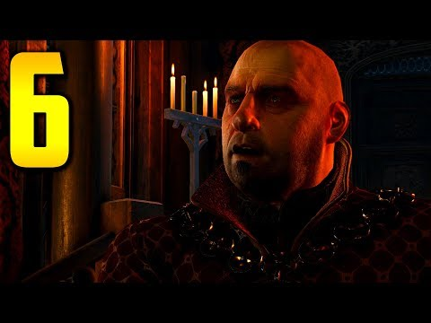 """The Witcher 3: Hearts of Stone - Part 6 """"A MIDNIGHT CLEAR"""" (Gameplay/Walkthrough) thumbnail"""