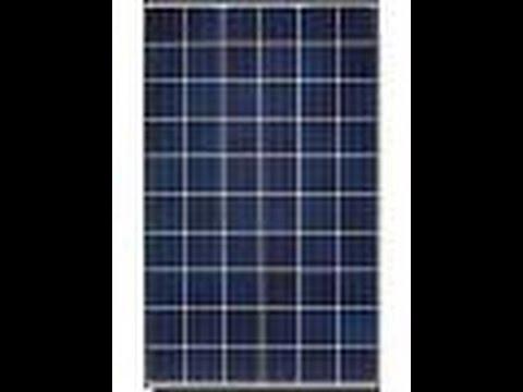 2000 Watts OF SOLAR!!