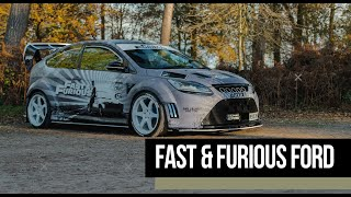 Fast & Furious Ford RS - C&O 08