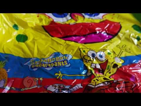 Sponge Bob Anime Figure Inflating Foil Balloon from Everbuying.net: grab here - http://www.everbuying.net/product1174627.html