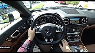 2019/2020 Mercedes SL | 4Matic NEW SL500 POV Test Drive
