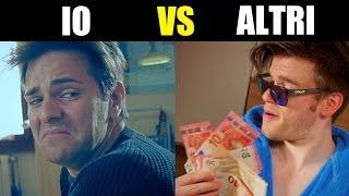 IO VS GLI ALTRI - Le Differenze - iPantellas