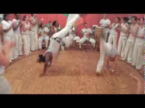 Capoeira Luanda Houston Batizado 2013   Roda 5   Brazilian Arts Foundation