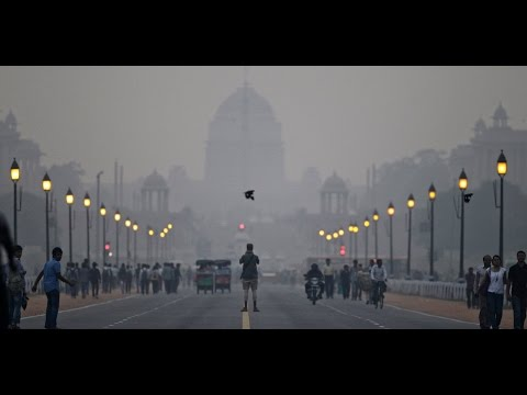 How We are destroying the Environment - New Delhi 2016