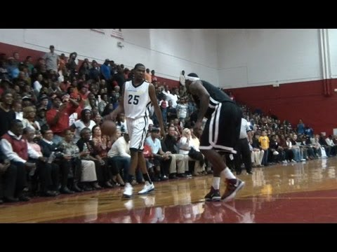 Kevin Durant vs. LeBron James 2; NBA Lockout Rematch!