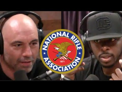 Joe Rogan - The Truth About the NRA