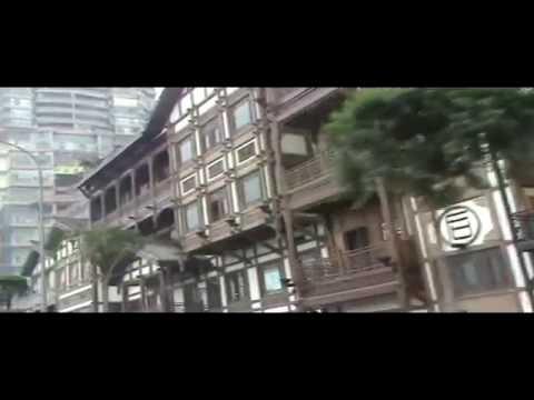 Exploring Around Chongqing Sichuan China