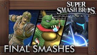 Super Smash Bros. Ultimate - 51 Final Smashes