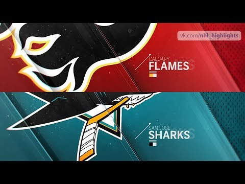Calgary Flames vs San Jose Sharks Nov 11, 2018 HIGHLIGHTS HD