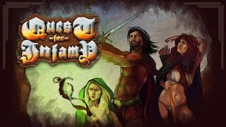 Quest for Infamy - Music Showreel 1 - Intro