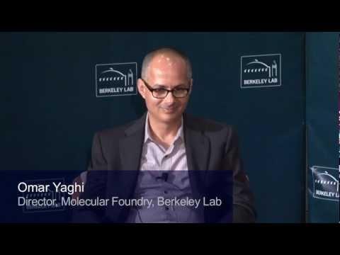 Omar Yaghi on Chemistry and Metal Organic Frameworks
