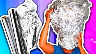 1000 LAYERS OF ALUMINUM FOIL! thumbnail