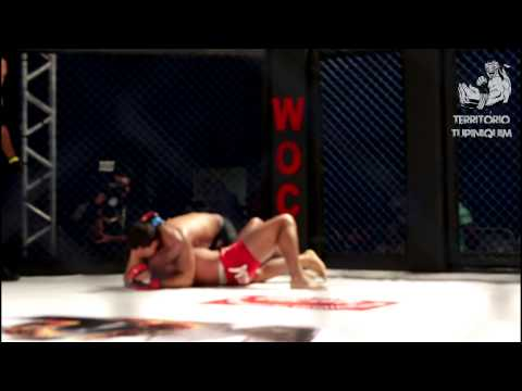 Hugo Rocha vs Edipo Pow - War of Champions 2