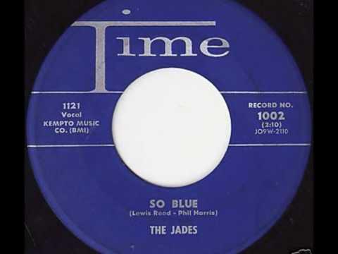 Jades - so blue