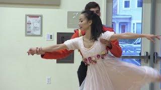 Oakland Ballet's 'Nutcracker' performance at Emeryville school