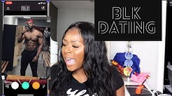 I MADE A DATING PROFILE | BLK DATING APP *YOU WOULDNT BELIEVE WHAT HAPPENED