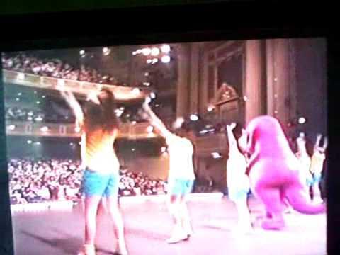 Barney Backyard Gang Rap Youtube