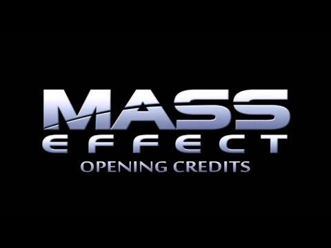 Mass Effect - TV Style Opening Credits