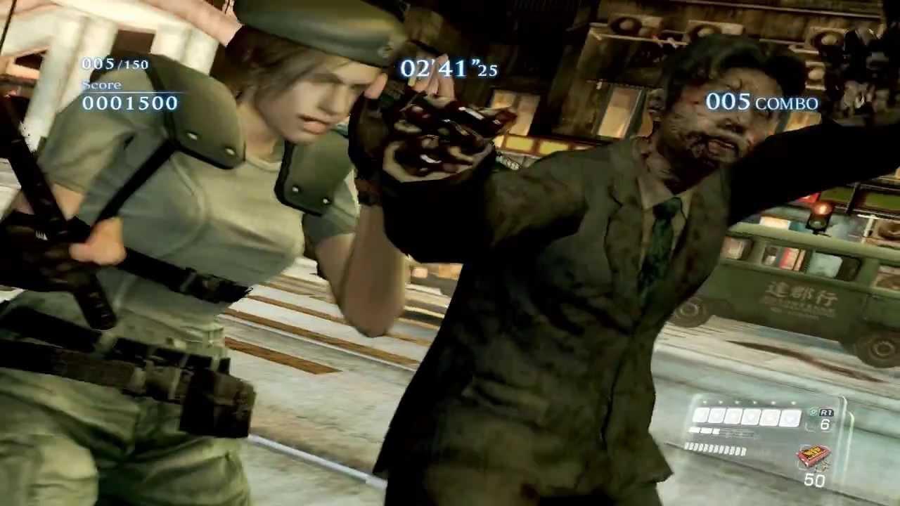 Resident evil 6 pc mod wesker download