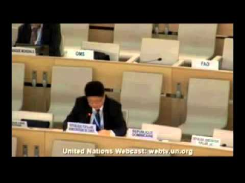 North Korea on Human Rights in Germany at UN Meeting