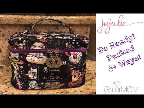 "Ju-Ju-Be | NEW ""Be Ready""!! | Packed 5+ Ways :) | GatorMOM"