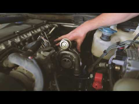 Land Rover Discovery 2 TD5 Turbo Cartridge Install