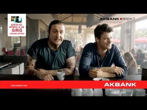 Akbank Direkt Mobil Tek Şifre Reklam Filmi