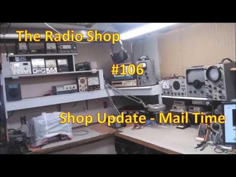 #106 Shop Talk   Mail Time