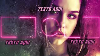Tela Final 13 Templante Final Download gratis Free After Effects editavel tutorial