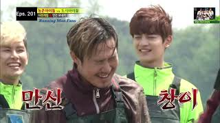 Running Man Funny Moment Eps. 201-208