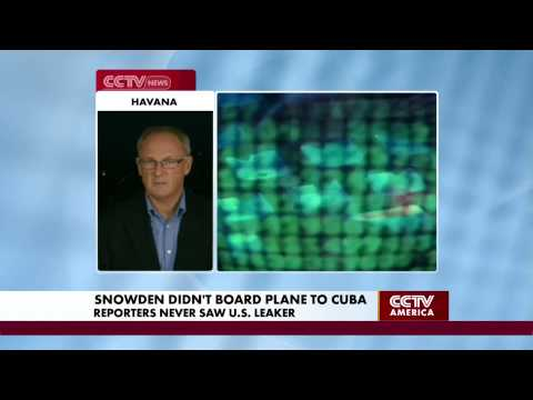 Edward Snowden on the Run—Coverage from June 24, 2013