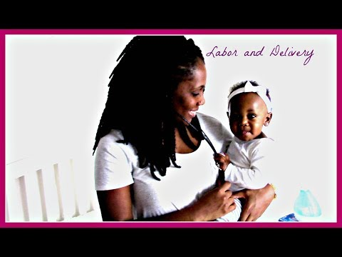 Labor and Delivery Vlog