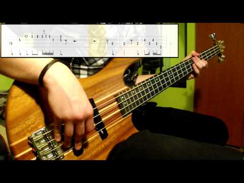 Rush - YYZ (Bass Cover) (Play Along Tabs In Video)