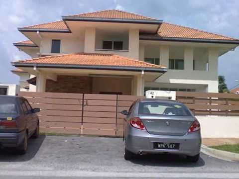 Malaysia property for sale kota damansara bungalow for for Bungalow home for sale