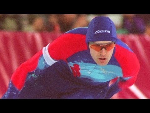 Gold Medal Moments: Dan Jansen -- Heartbreak and Triumph
