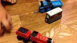 Дверь из игрушек. Клип-8. Медаль Томаса.