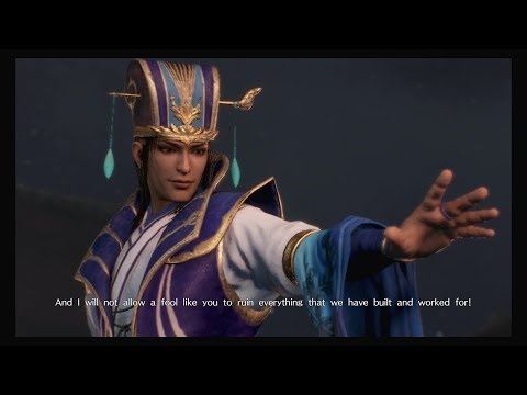 Dynasty Warriors 9 - Coup d'etat | Sima Yi (Part 12)