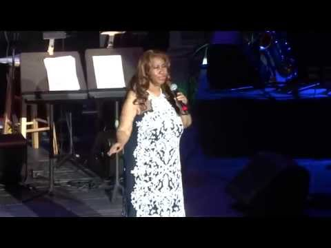 """""""Rolling in the Deep (Adele Cover)"""" Aretha Franklin@Lyric Opera House Baltimore 11/13/14"""