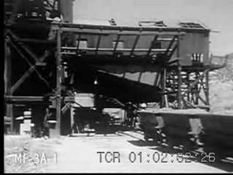 Mercury Production In California 1955