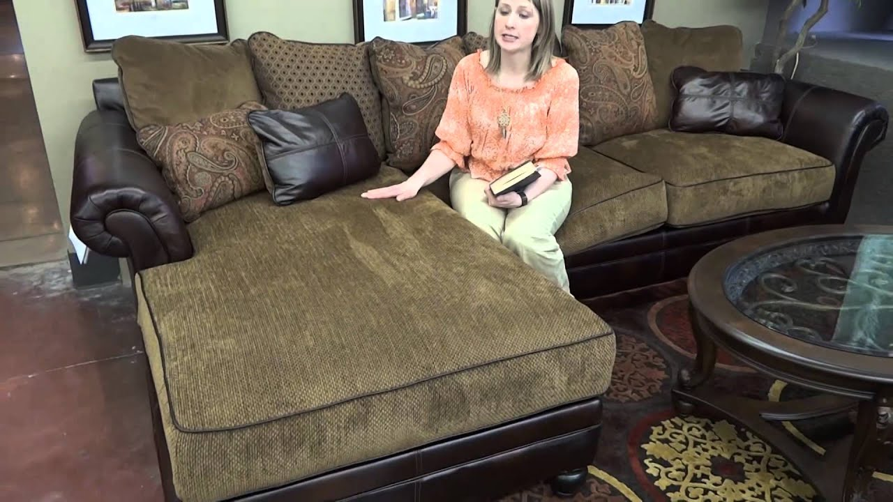 Ashley Furniture Hartwell Canyon Sectional 331 Review