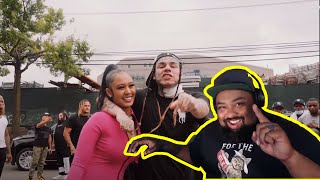 6IX9INE -PUNANI Official Music Video Reaction